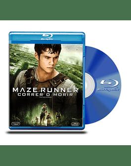 Blu Ray The Maze Runner Correr o Morir