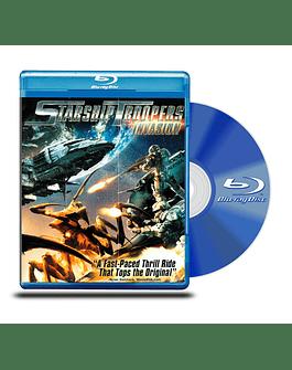 Blu Ray Starship Troppers: Invasión