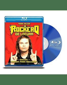 Blu Ray Un Rockero de Locura