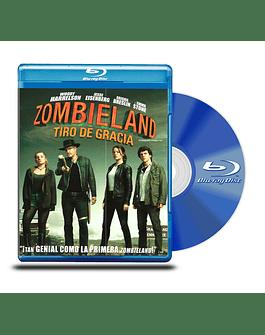 Blu Ray Tierra de Zombies 2 Tiro de Gracia