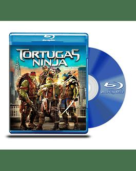 Blu Ray Tortugas Ninja