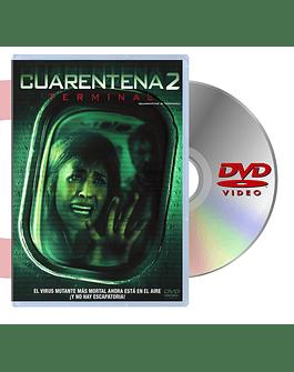 DVD Cuarentena 2