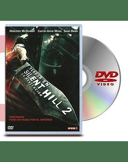 DVD Terror En Silent Hill 2: La Revelación