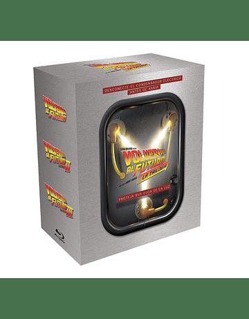 Blu Ray Pack Volver al Futuro Trilogia
