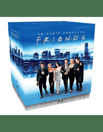 Blu Ray Pack Friends (PVcA)