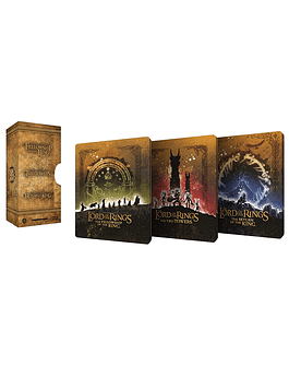 Blu Ray Pack Lord of the Rings Trilogía