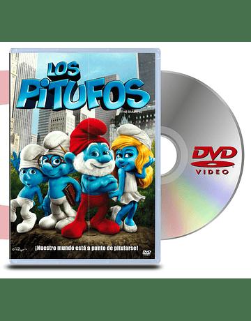DVD Los Pitufos 1