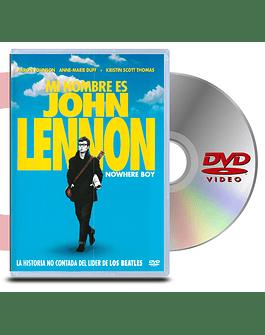 DVD Mi nombre es John Lennon