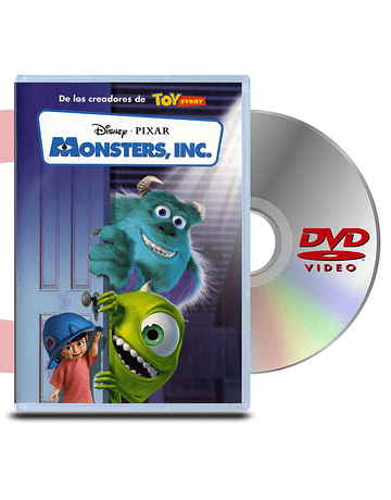 DVD Monster, Inc