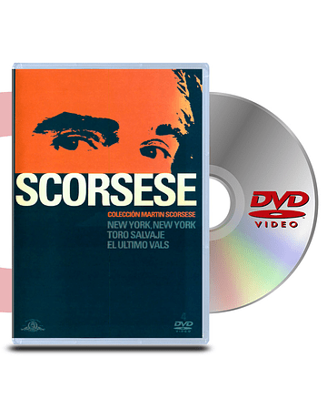 DVD Pack Colección Scorsese