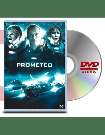 DVD Prometeo