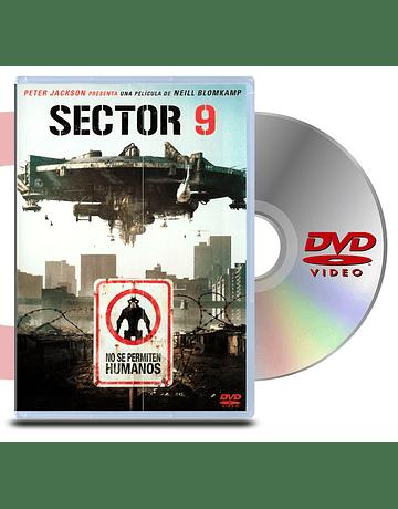DVD Sector 9