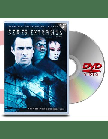 DVD Seres Extraños