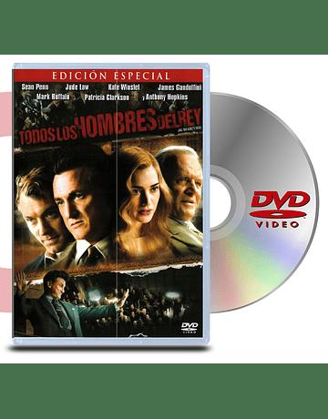 DVD Todos los Hombres del Rey