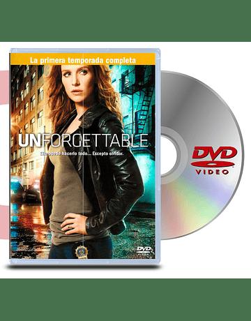 DVD Unforgettable Temp 1