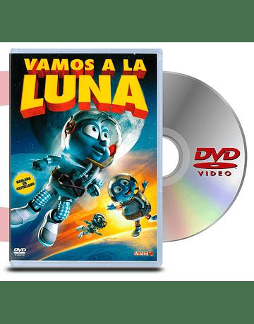 DVD Vamos a la Luna