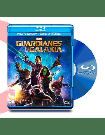 Blu Ray Guardianes De La Galaxia 1 + DVD