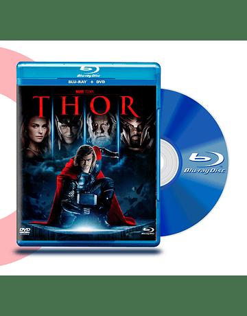 Blu Ray Thor 1 + DVD