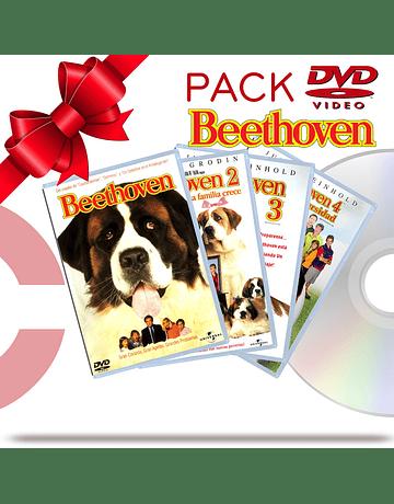 PACK DVD Beethoven 1 al 4