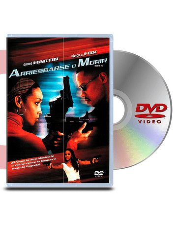 DVD Arriesgarse o Morir