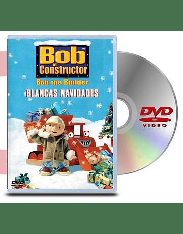 DVD Bob El Constructor: Blanca Navidad