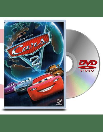 DVD Cars 2