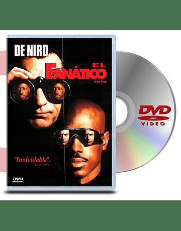 DVD El Fanatico