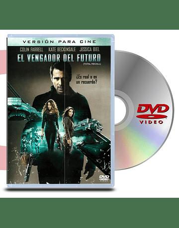 DVD El Vengador del Futuro