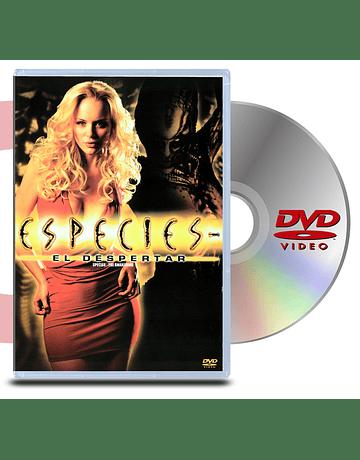 DVD Especies 4 - El Despertar