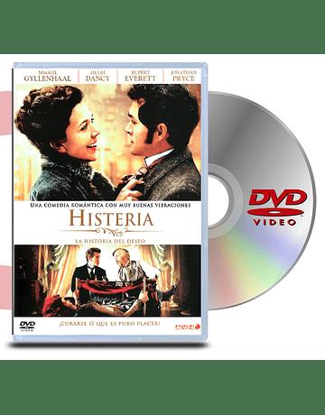 DVD Histeria