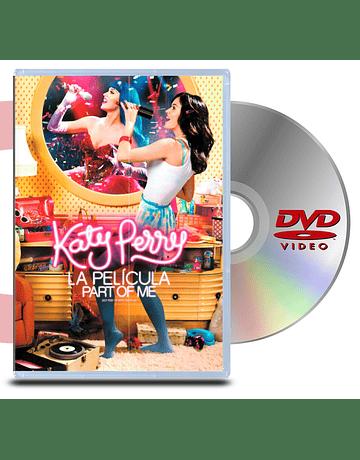 DVD Katy Perry La Pelicula
