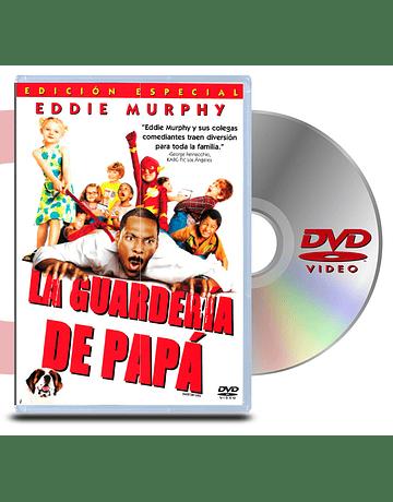 DVD La Guarderia De Papa
