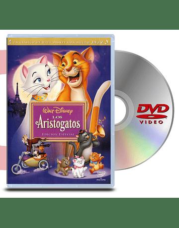 DVD Los Aristogatos