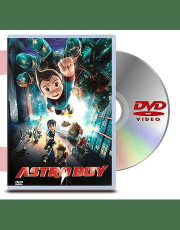 DVD Astro Boy: La Pelicula