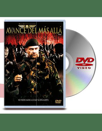 DVD Avance Del Mas Alla