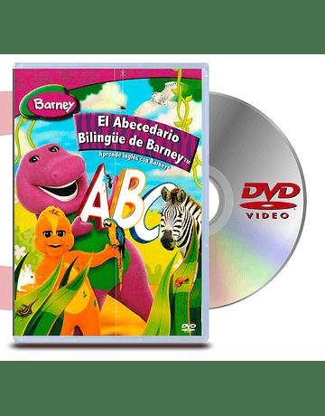 DVD Barney: El Abecedario Bilingue
