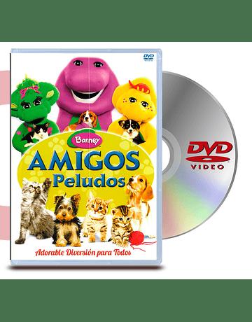 DVD Barney: Amigos Peludos