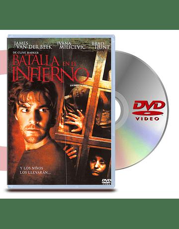 DVD Batalla En El Infierno