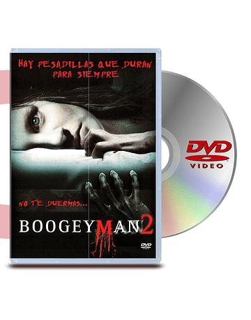 DVD Boogeyman 2