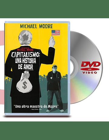 DVD Capitalismo: Una Historia De Amor
