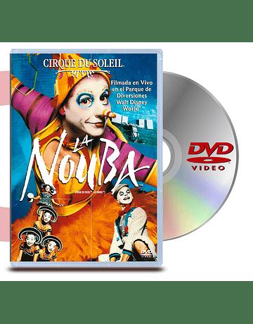 DVD Circo Do Soleil, La Nouba