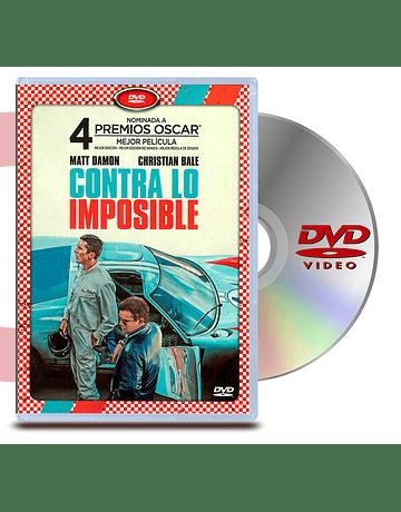 DVD Contra Lo Imposible