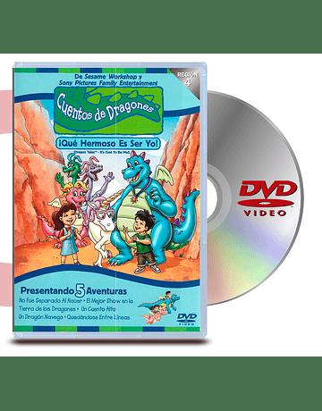 DVD Cuentos De Dragones, Que Hermoso