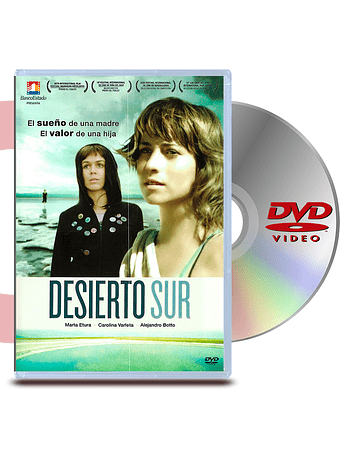 DVD Desierto Sur