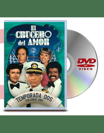 DVD El Crucero Del Amor: Temp.2 - Vol.1