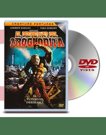 DVD El Despertar De Un Troglodita