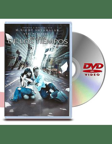 DVD El Fin De Los Tiempos