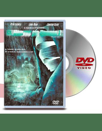 DVD El Hombre Sin Sombra 2