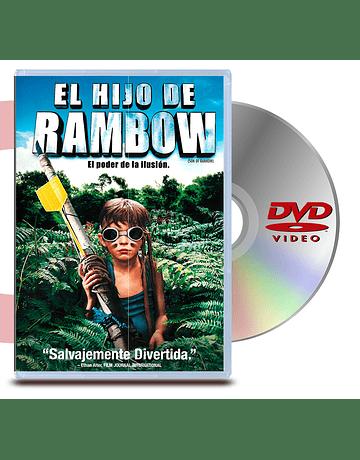 DVD El Hijo De Rambow