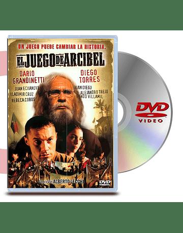 DVD El Juego De Arcibel
